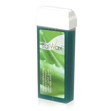 Italwax – aloesowy wosk do depilacji w rolce (100 ml)