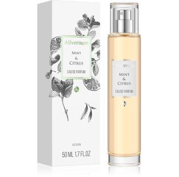Allvernum woda perfumowana mint & citrus (50 ml)