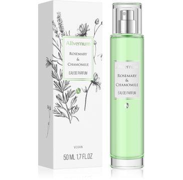 Allvernum woda perfumowana rosemary & chamomile (50 ml)