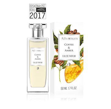 Allvernum Coffee & Amber woda perfumowana dla kobiet 50 ml