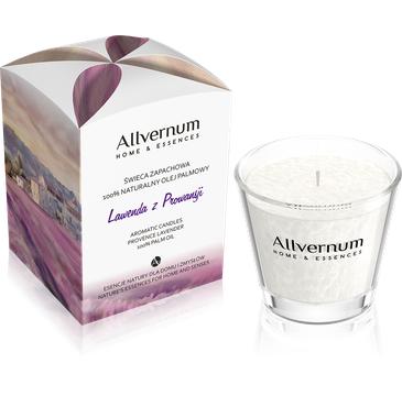 Allvernum Home & Essences świeca zapachowa Lawenda z Prowansji 170 g