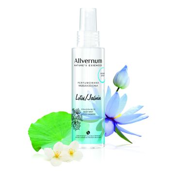 Allvernum Nature's Essences mgiełka do ciała perfumowana lotos i jaśmin 125 ml