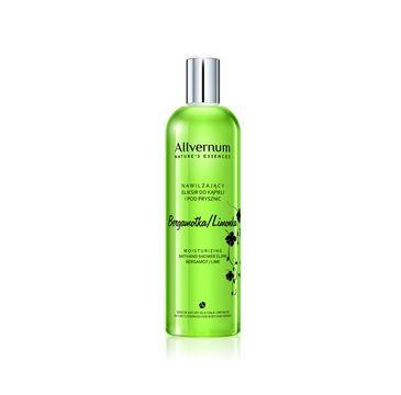Allvernum Nature's Essences eliksir do kąpieli i pod prysznic bergamotka i limonka  500 ml