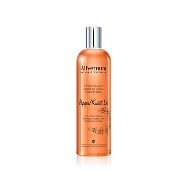 Allvernum Nature's Essences eliksir do kąpieli i pod prysznic papaja-kwiat lei 500 ml