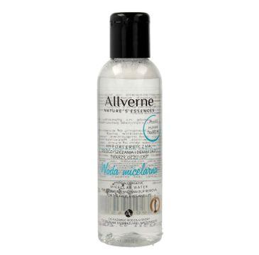 Allvernum Nature's Essences Hypoallergenic Woda micelarna do demakijażu twarzy mini 100 ml