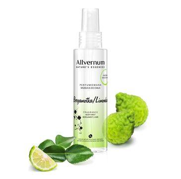 Allvernum Nature's Essences mgiełka do ciała perfumowana bergamotka i limonka 125 ml