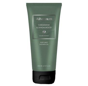 Allvernum – Żel pod prysznic Cardamon & Sandalwood (200 ml)