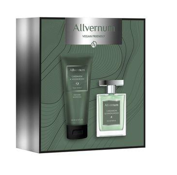 Allvernum – Zestaw dla mężczyzn woda perfumowana 100 ml+żel pod prysznic 200 ml (1 szt.)