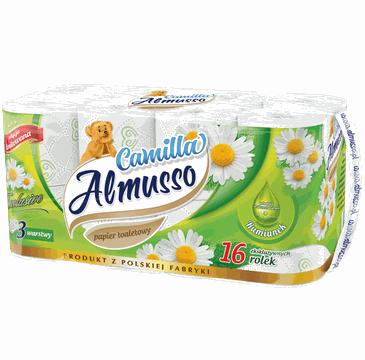 Almusso Papier toaletowy Camilla (16 rolek)