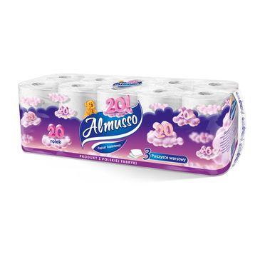 Almusso Papier toaletowy Chmurka (20 rolek)