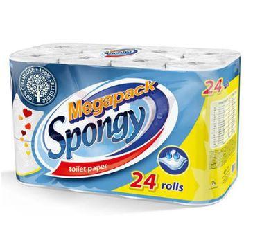Almusso Papier toaletowy Spongy (24 rolki)