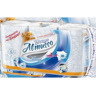 Almusso Ręcznik Papierowy A'3 Bravo Niebieski (3 szt.)