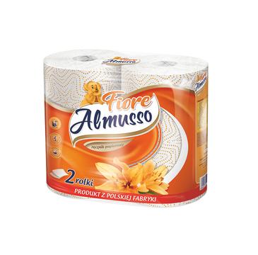 Almusso ręcznik papierowy Fiore (2 rolki)