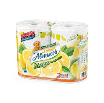 Almusso ręcznik papierowy Lemon Mega (2 rolki)