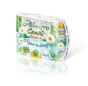 Alumusso Camilla papier toaletowy (9 rolek)