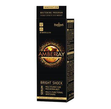 Amberray serum do cery z przebarwieniami multifunkcyjne rozjaśniające na dzień i noc 50 ml