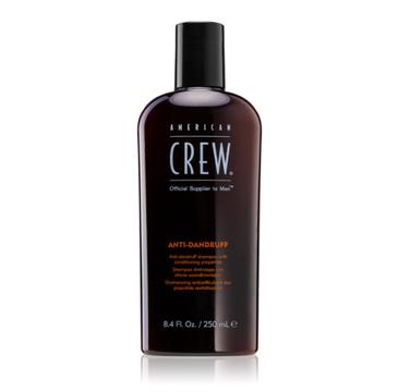 American Crew Hair & Body Anti-Dandruff szampon przeciwłupieżowy (250ml)