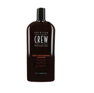 American Crew Daily Moisturizing Shampoo nawilżający szampon do włosów 1000ml