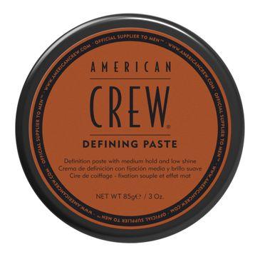 American Crew Defining Paste pasta do stylizacji włosów 85g