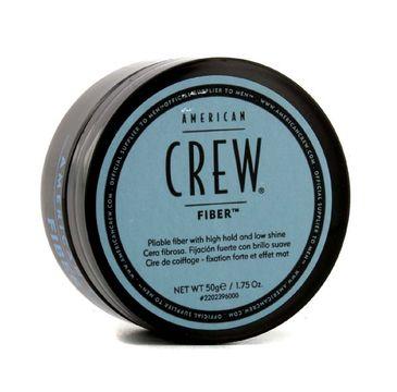 American Crew Fiber włóknista pasta do stylizacji włosów 50g