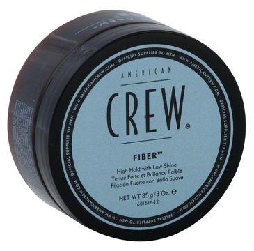American Crew Fiber włóknista pasta do stylizacji włosów 85g