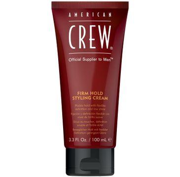 American Crew Firm Hold Styling Cream krem do stylizacji włosów 100ml