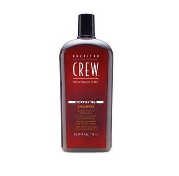 American Crew Fortifying Shampoo szampon wzmacniający do włosów 1000ml
