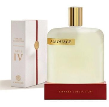 Amouage The Library Collection Opus IV woda perfumowana spray 100ml