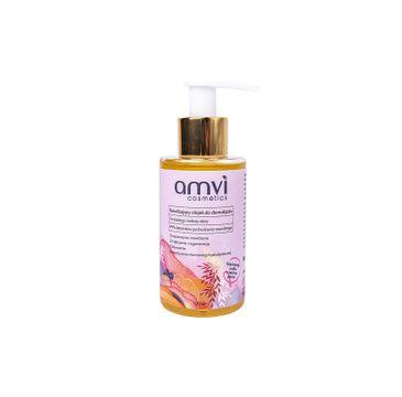 Amvi Cosmetics – Nawilżający olejek do demakijażu do każdego rodzaju skóry (120 ml)