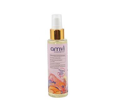 Amvi Cosmetics – Odświeżająca esencja tonizująca do każdego rodzaju skóry (100 ml)
