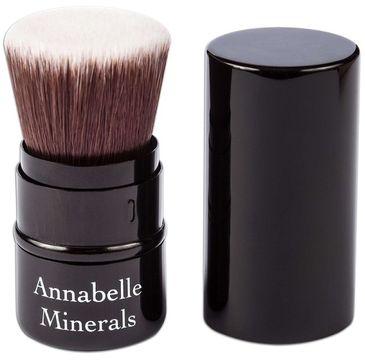 Annabelle Minerals Flat Top pędzel wysuwany