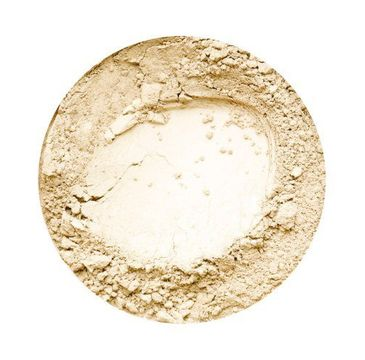 Annabelle Minerals Golden Light podkład mineralny matujący (4 g)
