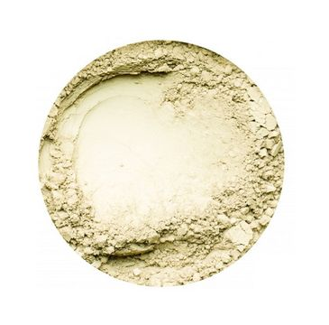 Annabelle Minerals Golden Dark Podkład mineralny rozświetlający (4 g)