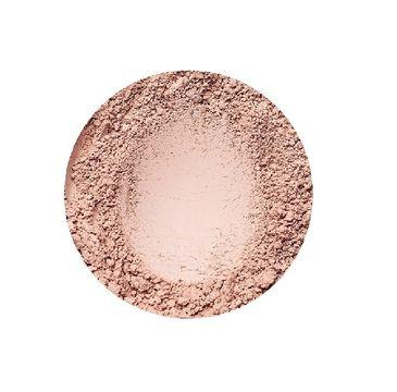 Annabelle Minerals Podkład mineralny rozświetlający Natural Medium 4g