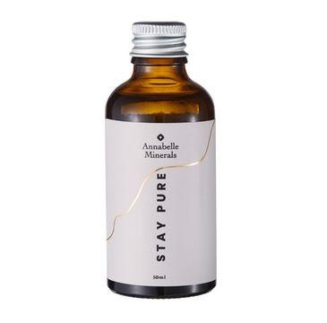 Annabelle Minerals Stay Pure Refreshing Oil naturalny olejek wielofunkcyjny do twarzy (50 ml)