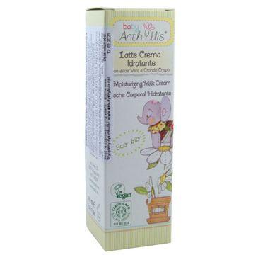 Anthyllis Latte Crema Idratante nawilżające mleczko do ciała dla dzieci 100ml
