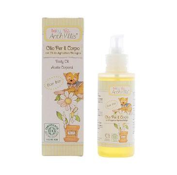 Anthyllis Olio Per Il Corpo olejek do ciała dla dzieci 100ml