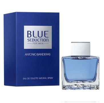 Antonio Banderas Blue Seduction For Men woda toaletowa spray (50 ml)
