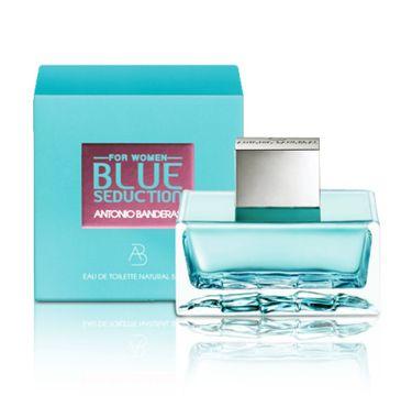 Antonio Banderas Blue Seduction For Woman woda toaletowa spray 50ml
