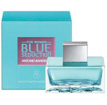 Antonio Banderas Blue Seduction For Women woda toaletowa spray (80 ml)