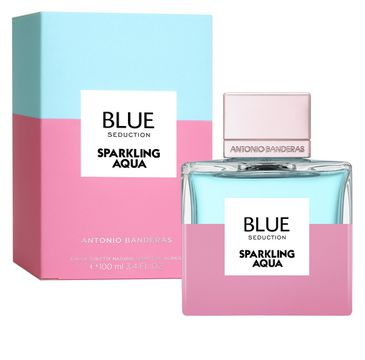 Antonio Banderas Blue Seduction Sparkling Aqua woda toaletowa spray (100 ml)