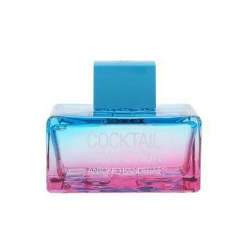 Antonio Banderas Cocktail Seduction Blue woda toaletowa spray 100ml