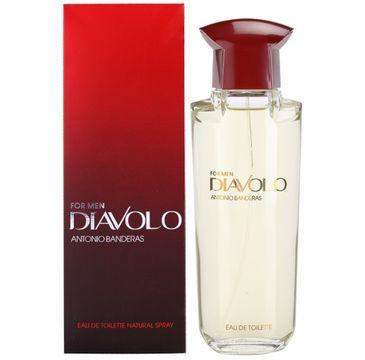 Antonio Banderas Diavolo for Men woda toaletowa spray 200ml