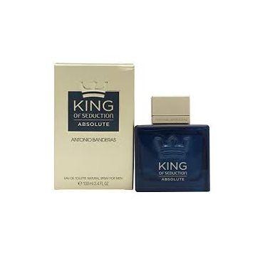 Antonio Banderas King Of Seduction Absolute woda toaletowa spray 100ml