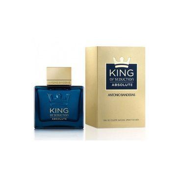 Antonio Banderas King Of Seduction Absolute woda toaletowa spray 50ml