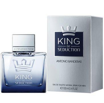 Antonio Banderas King Of Seduction woda toaletowa spray 100ml