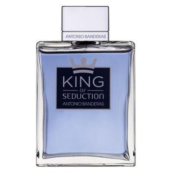 Antonio Banderas King Of Seduction woda toaletowa spray 200ml