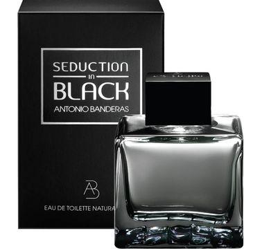 Antonio Banderas Seduction in Black For Men woda toaletowa spray 100ml