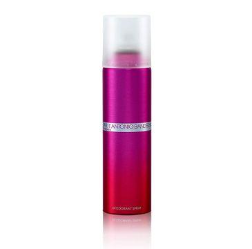 Antonio Banderas Spirit For Women dezodorant spray (150 ml)