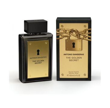 Antonio Banderas The Golden Secret woda toaletowa spray 100ml